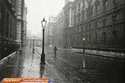تصاویر | لندن مهآلود دهه ۱۹۵۰