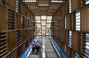 عکس | خطای دید یک معماری خاص در عکس روز نشنال جئوگرافیک