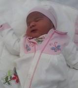 نوزاد ۵ کیلویی طبیعی در یزد متولد شد/ عکس
