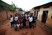 تصاویر   مادر اوگاندایی که ۳۸ فرزند دارد!