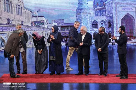 اختتامیه سی و هفتمین جشنواره جهانی فیلم فجر