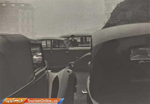 فضای شهر لندن در سال ۱۹۵۰