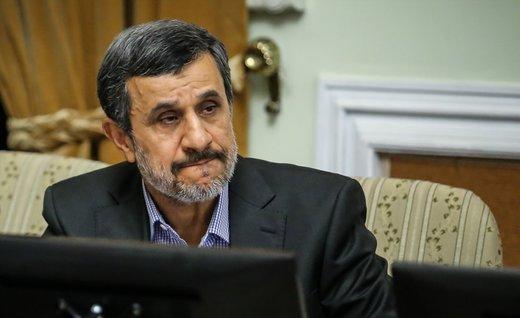 بیانیه محمود احمدی نژاد خطاب به مهدی کروبی