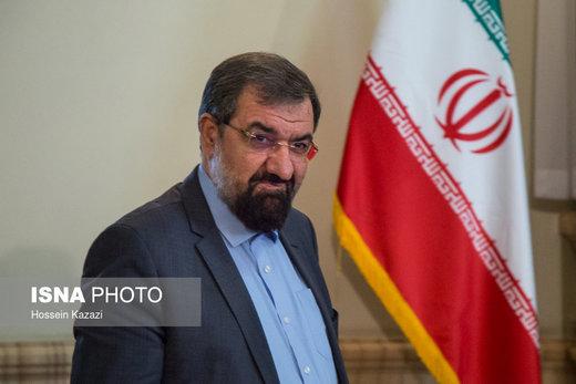 سفر محسن رضایی به مناطق سیلزده خوزستان با چاشنی دستور، سخنرانی و نظارت