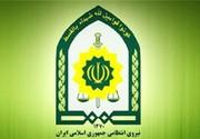 اقدام شجاعانه مامور پلیس اصفهان در نجات جان یک جوان از مرگ حتمی