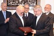امضاء تفاهنامه همکاری کمیته ملی المپیک ایران و کرواسی