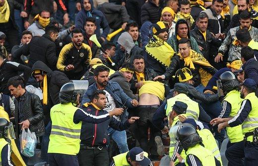 تراژدی مرگ در استادیومهای ایران