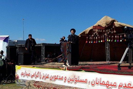 نماینده ولی فقیه در استان اردبیل: کوچ عشایر مغان مظهر نشاط و شادابی ملت ما است