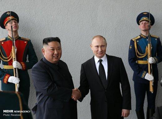 پوتین خواستار مذاکرات ۶ جانبه شد