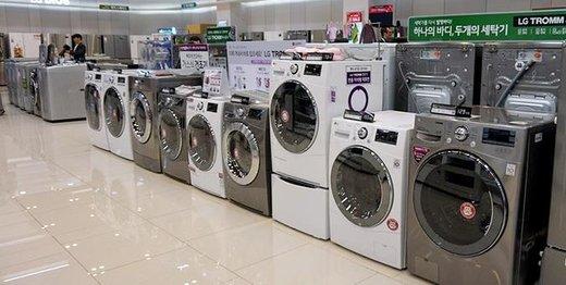 خرید ماشین لباسشویی چقدر هزینه برمیدارد؟