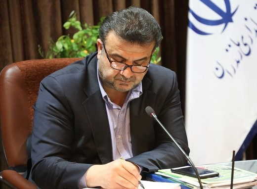 استاندار مازندران به نهمین جشنواره بینالمللی  فیلم وارش پیام ارسال کرد