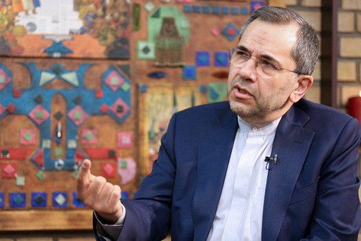 Iran envoy vows suitable reaction to US wrongful acts vs Iran