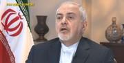 ظریف: سیاسة ترامب المتمثلة بالضغوط القصوی علی إيران محکوم علیها بالفشل