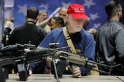 تصاویر | نمایشگاه بزرگ اسلحه در آمریکا