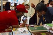 پرداخت از طریق تلهپرداز آپ در سی و دومین نمایشگاه بینالمللی کتاب تهران