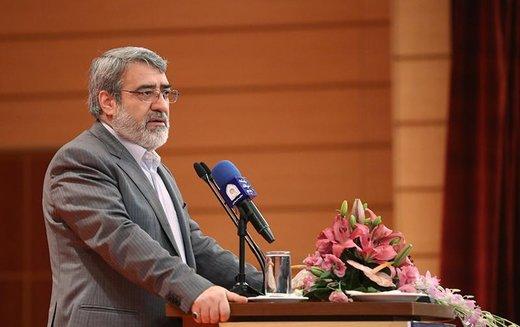 وزير الداخلية: العدو يلجأ الى الحظر لخلق التوتر وزعزعة الاستقرار في البلاد