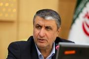 وزير الطرق: مشروع خط سكك الحديد بين إيران وأفغانستان سيفتتح خلال أسابيع قادمة