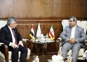 Envoy: Iraq explores investment chances in Iran's Kish