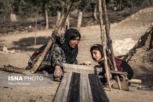 زنان قوم لُر استان لرستان