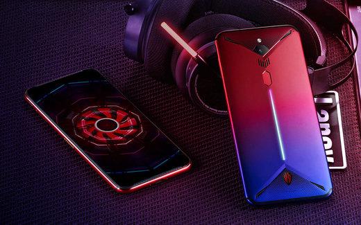 این گوشی هوشمند مخصوص گیم در خود فن خنککننده دارد/ عکس