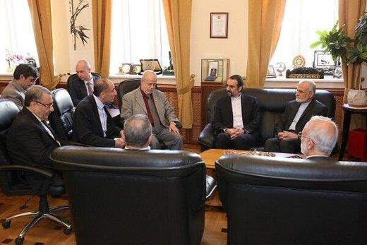 کمال خرازی در مسکو با کدام مقام روسیه دیدار کرد؟