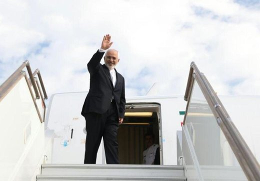FM Zarif ends New York tour with offensive diplomacy