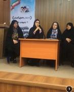 کرسی آزاداندیشی دختران دانشآموز در البرز برگزار شد