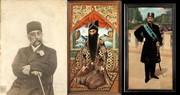 حراج نقاشی و عکسهای شاهان ایران در لندن/ تصاویر