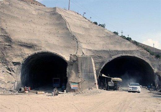 ریزش تونل: ۷ نفر محبوس و یک نفر با سوختگی صددرصد