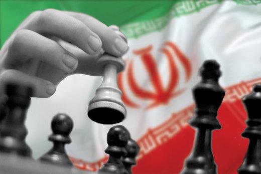 القواعد الامريكية و الصواريخ الايرانية/غرافيك