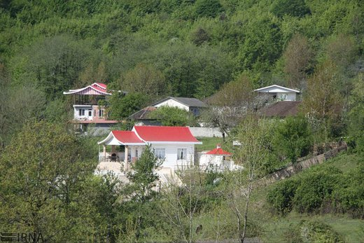 ویلاسازی در روستاهای آستارا