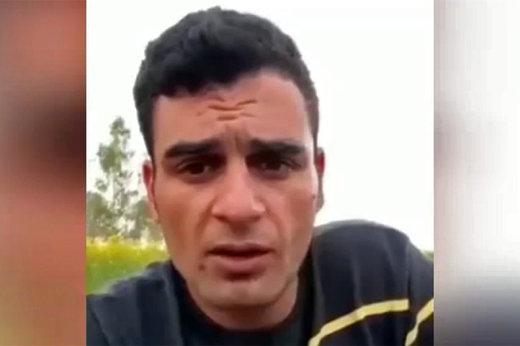 ویدئوی جنجالی که دوست قاتل طلبه همدانی منتشر کرد!