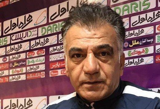 طاهری: فرهاد باید فصل بعد هم سرمربی استقلال باشد