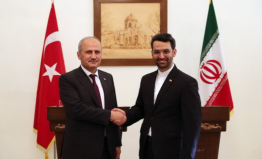 Jahromi says Iran will set up direct Internet link with Turkey