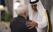 وزیر خارجه در دوحه با چه کسانی دیدار کرد؟/ عکس