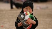 آماری تکاندهنده از کودکان داعشی