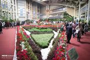 تصاویر | هفدهمین نمایشگاه بینالمللی گل و گیاه در تهران