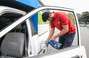 موقع بنزین زدن مراقب باشید پول هوا را ندهید!