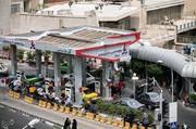 آخرین گزارش از وضعیت جایگاههای بنزین