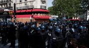 خبرنگار روس مورد ضرب و شتم پلیس فرانسه قرار گرفت