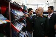 علاقه سردار سلامی به مفهوم سنتی کتاب/ به پژوهشهای جدید هم نیازمندیم