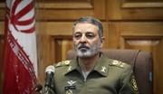 قائد الجيش الايراني: على قواتنا ان تكون في اقصى حالات الجاهزية