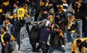 فیلم | سکوهای خشن ورزشگاههای ایران