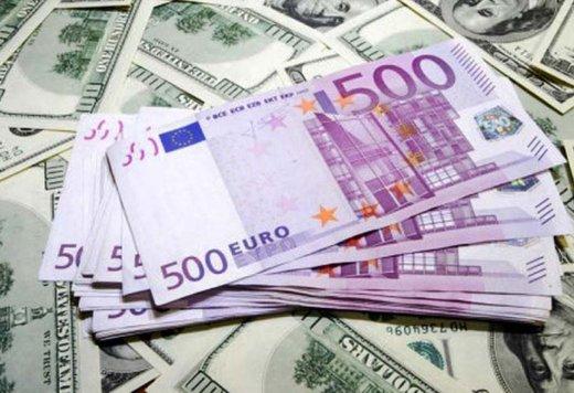 سبقت یورو از دلار