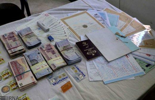 دستگیری اعضای باند کلاهبرداری با 430 شاکی در البرز