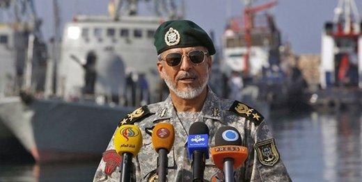 رونمایی از سه ناو جنگی ارتش؛ «دنا»، «شیراز» و «تفتان»/دریادار سیاری: تحلیلگر بزرگ عرب گفت آرزوی دیرینه هخامنشیان برآورده شد