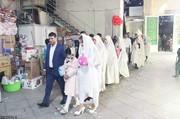تصاویر | هدیه جهیزیه به زوجهای سیلزده پلدختر