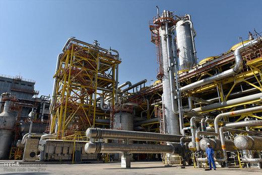 صادرات گاز و فرآوردههای نفتی در تحریم به کجا رسید؟