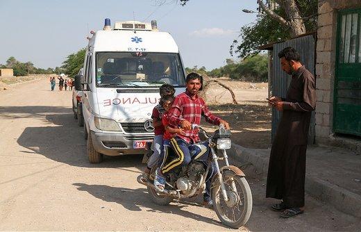 روزگار دشوار سیلزدگان روستای بُندهِ در اردوگاه