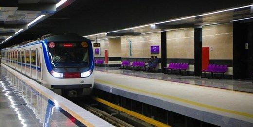 خودکشی در مترو/ مرد ۴۵ ساله خود را روی ریل قطار انداخت
